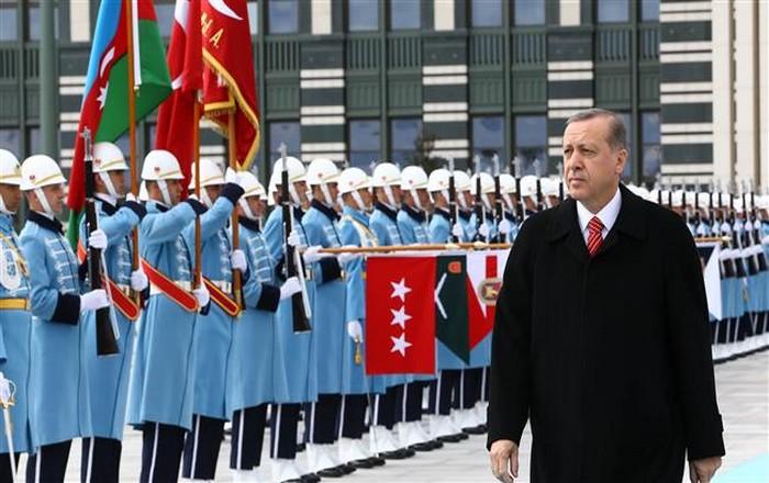 Ερντογάν: Ηγέτης του τρίτου κόσμου και των αιρετικών