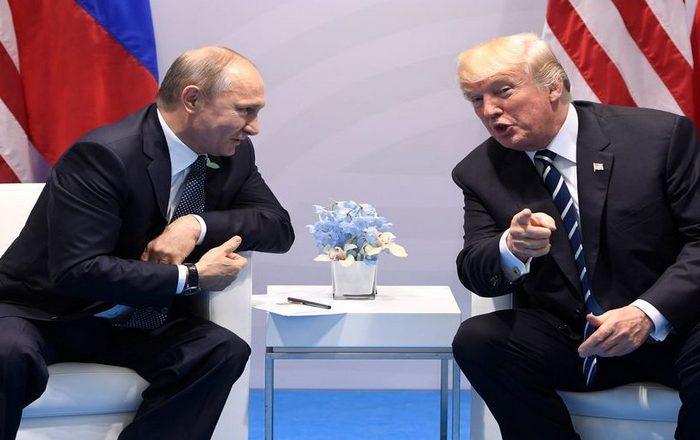 Αναβάλλεται μέχρι νεοτέρας η νέα συνάντηση Τραμπ-Πούτιν