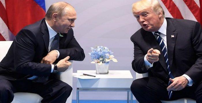 Τα μηνύματα που έστειλαν Τραμπ και Πούτιν