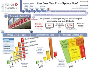 How Does Your Crisis System Flow?