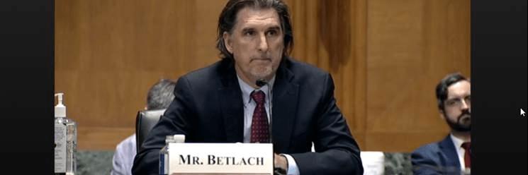 Tom Betlach, Speire Healthcare Strategies, Testifies before US Senate Committee on Finance