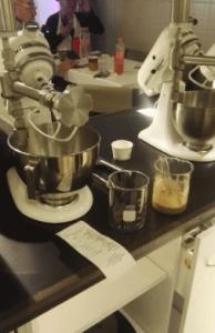 helado con nitrógeno