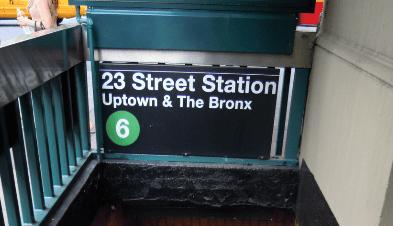 NY metro by crislata