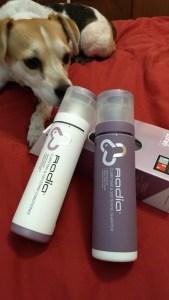 radia shampoo filtro UV