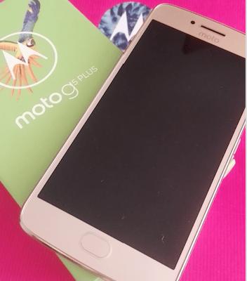 Moto G5 plus: ¡lo probé! (y lo sigo usando)