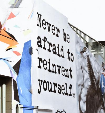 Es hora de reinventarte: empecemos con la autoestima
