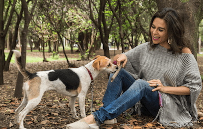 ¡Un perro te cambia la vida!