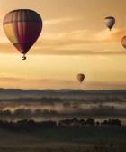 globos vida cielo