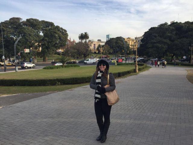 Buenos Aires caminhando recoleta