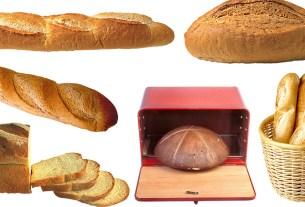 хлеб температура