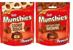 Nestle,Chocolate Fudge Brow,Cookie Dough