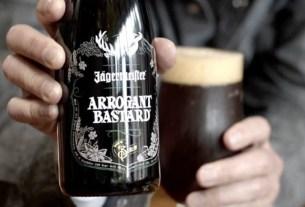 Jägermeister,Arrogant Bastard Ale,пиво,Берлин