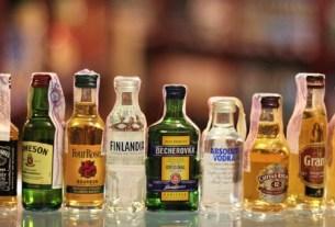 алкоголь в микротаре