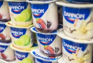 Danone, йогурт, инвестиции
