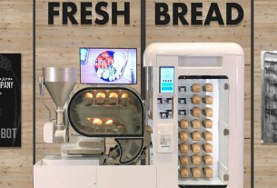 Mini Bakery, Breadbot