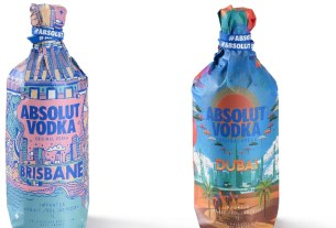 Absolut, водка