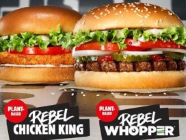 Rebel Whopper, Burger King, Европа, веганство, бургер