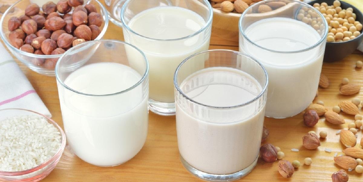 растительное молоко,коровье молоко,веганство