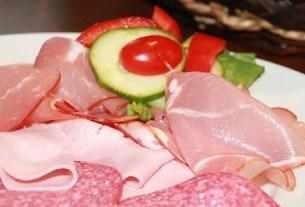 Мясо, полуфабрикаты, бекон