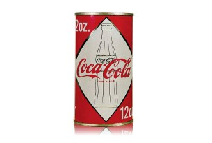 Coca-Cola, банка, газировка,1960 год,60 лет