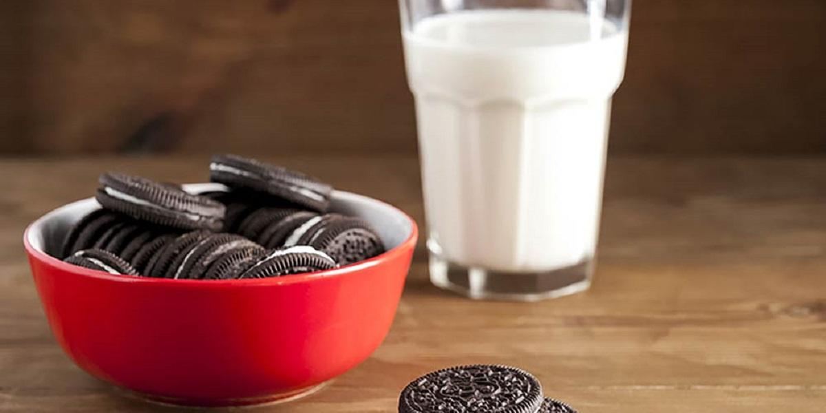Орео, молоко, мирой рекод, Гнига рекордов Гинесса