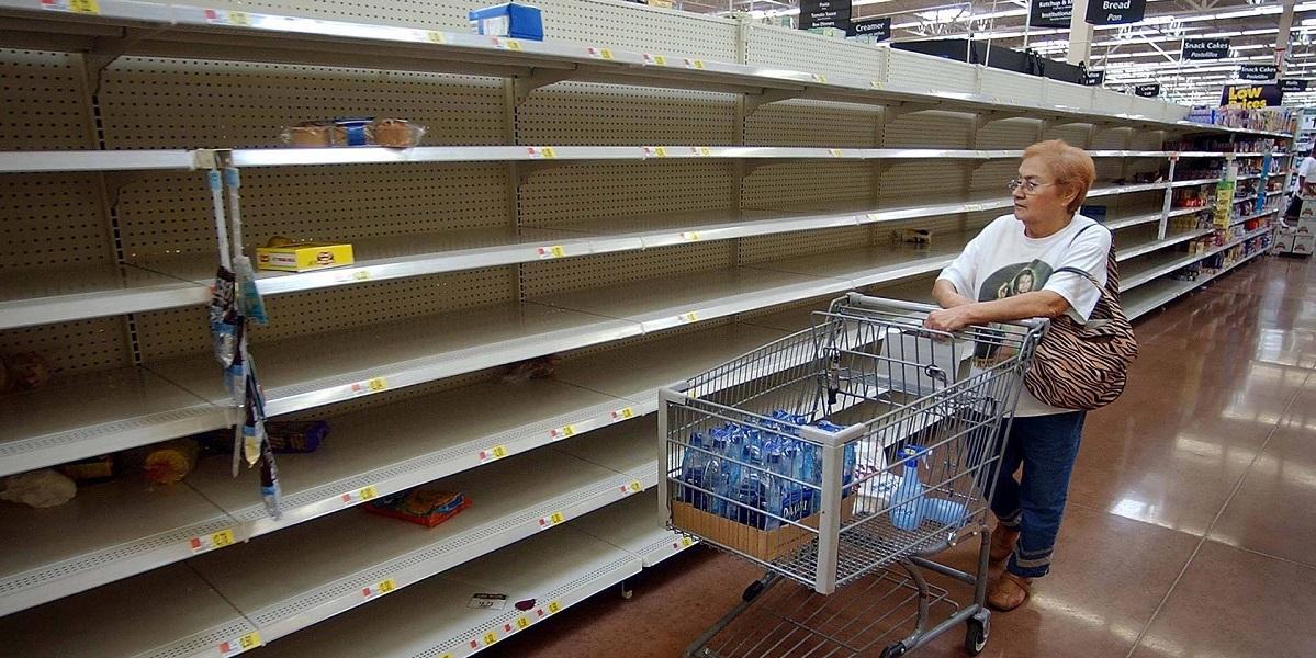 Кризис продовольствия, пандемия