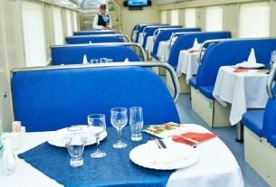 РЖД, вагон-ресторан