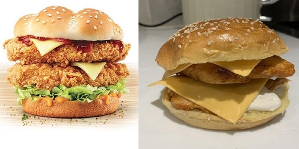 KFC,бургеры,карантин