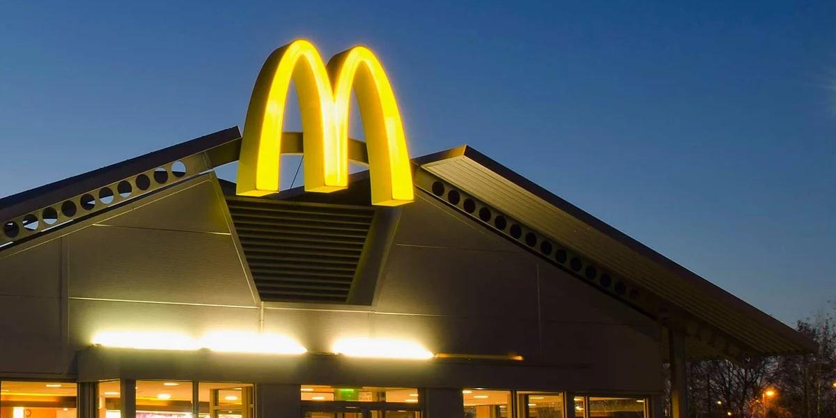 McDonalds, история, меню