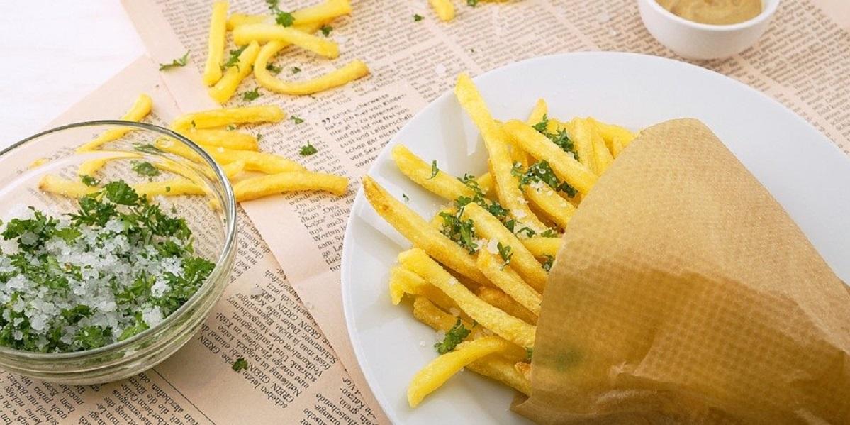 картофель фри, Бельгия, коронавирус