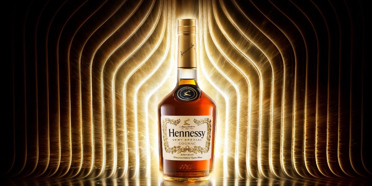 коньяк Hennessy, Кения, продуктовый набор