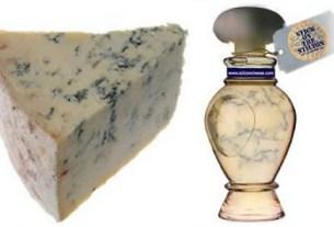«Стилтон», Духи Eau de Stilton,сыр