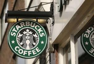 Starbucks, кофейня