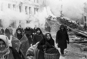 Блокада Ленинграда, курут