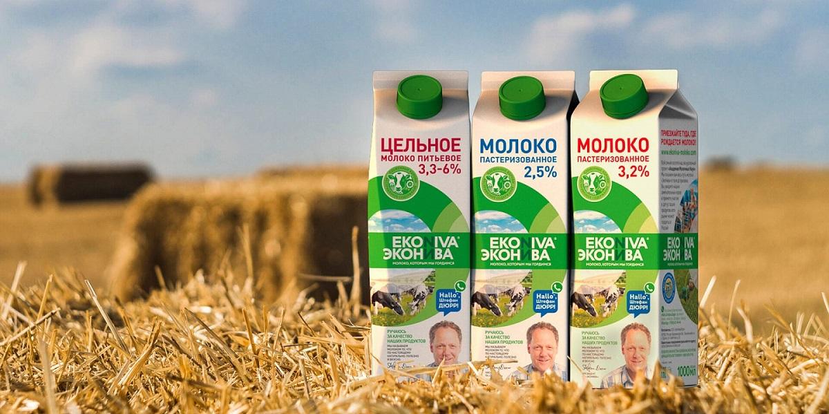 Эконива, Воронеж, топ, производство, молоко