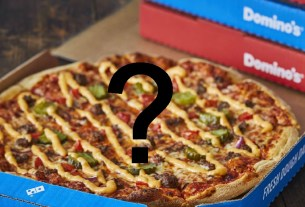Domino, пицца