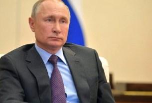 Путин, ритейл, продавцы, пандемия, Россия
