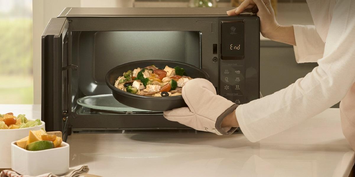 Микроволновая печь, микроволновка