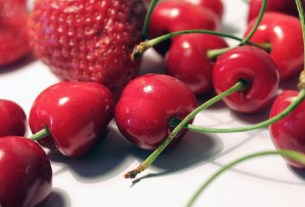 Delivery Club, доставка, лето, ягоды, фрукты, черешеня, рейтинг