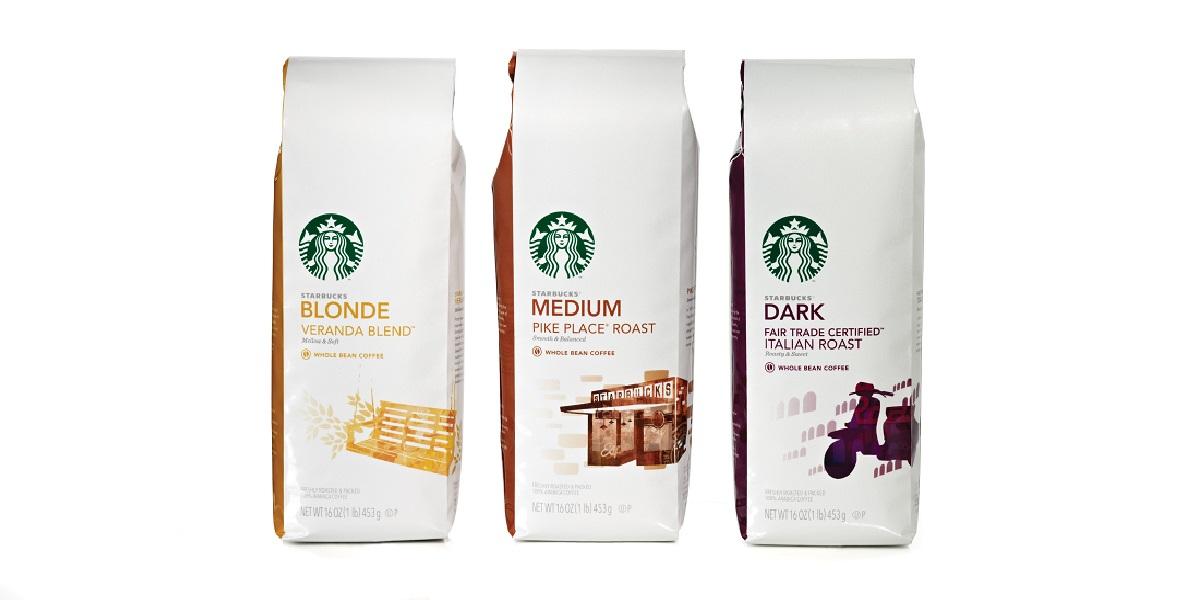 Starbucks, США, блокчейн, кофе, зерно