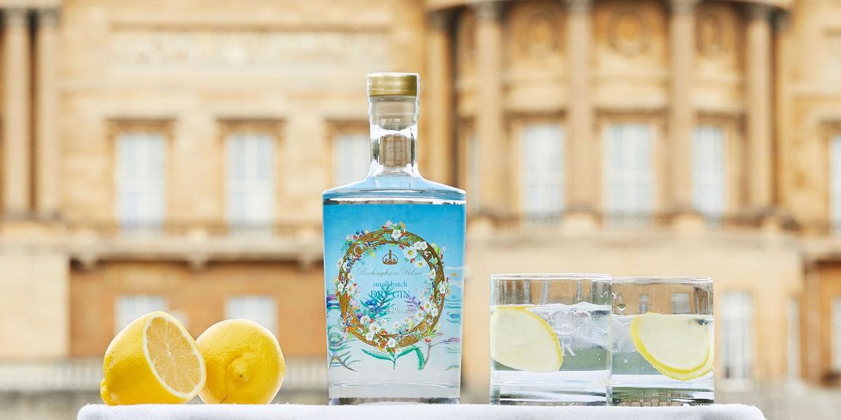 Buckingham Palace Gin, Виндзор, джин, королевский напиток