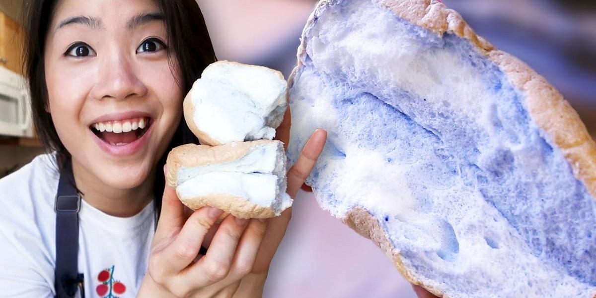облачный хлеб, хлеб без муки