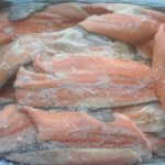 """лосось, рыбный склад, склад """"Фрида"""", замороженная рыба,"""