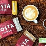 Costa Coffee, Coca-Cola, зерновой кофе