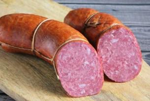 «Дамате»,Elementaree, Деревенская колбаса, самый любимый продукт