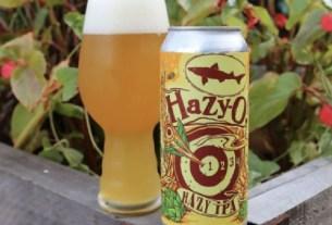 Hazy-O, пиво