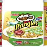 Pringles, чипсы, лапша