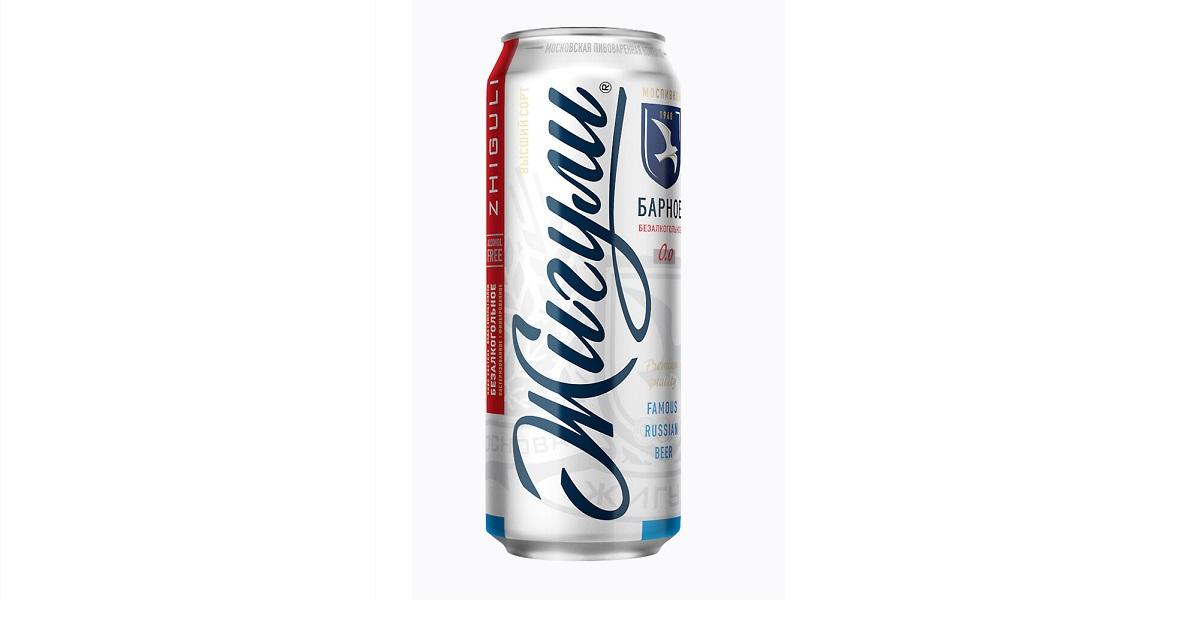 European Beer Star, Моспиво, «Безалкогольный лагер», «Жигули Барное Безалкогольное»