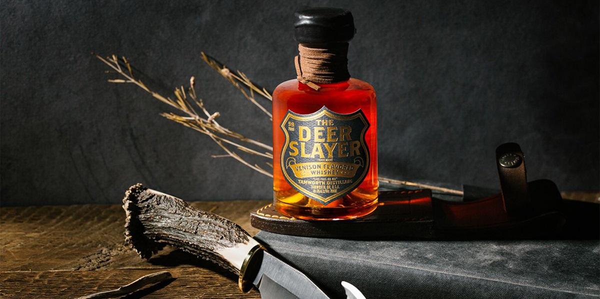 Tamworth Distilling, The Deerslayer, виски со вкусом копченой оленины
