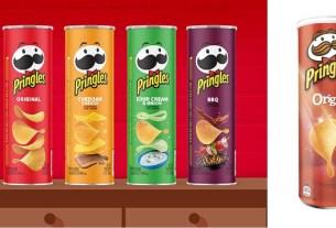 Pringles, чипсы Pringles, черный усы, рыжий не в моде
